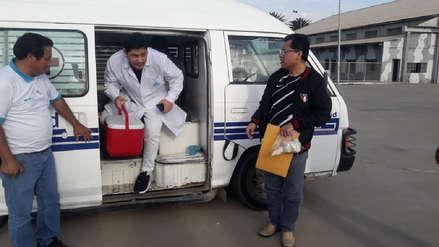 Aeronaves de la FAP fueron utilizadas para transportar de emergencia órganos donados