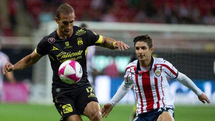 Monarcas Morelia sin presencia de peruanos venció de visita  2-1 a Guadalajara por la Liga MX