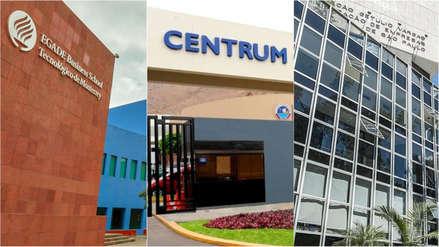 Solo una escuela de negocios peruana figura entre las 10 más importantes de Latinoamérica
