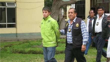 'Gringasho' fue trasladado a un penal de Pasco