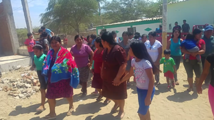 Mórrope: Prorrogan por tercera vez emergencia por agua contaminada