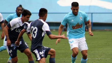 Con golazo de contragolpe, San Martín venció a Sporting Cristal por el Clausura