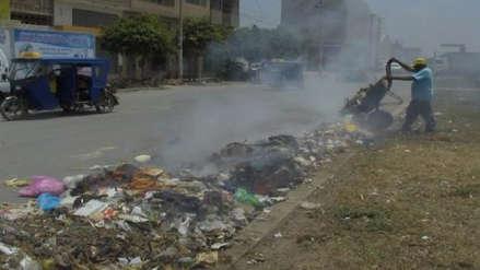 Desde esta semana multarán a leonardinos que arrojen basura a las calles