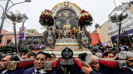 Señor de los Milagros: conoce el recorrido de la cuarta procesión