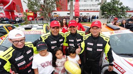 Caminos del Inca 2018: Richard Palomino se consagró campeón del rally peruano