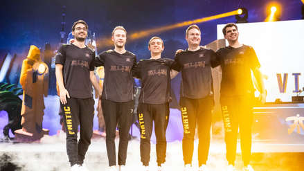 Worlds 2018 | Fnatic derrota a Cloud9 y sueña con ser bicampeón del mundo en League of Legends