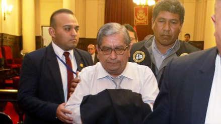 CNM | Julio Gutiérrez Pebe fue ingresado al penal Castro Castro