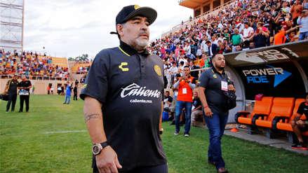 Diego Maradona confesó cuál sería su regalo ideal para su cumpleaños 58
