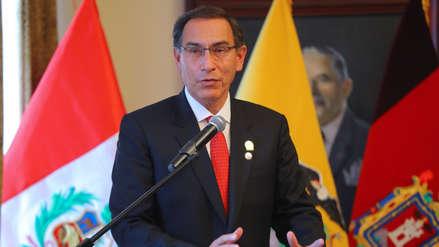 Aprobación de Martín Vizcarra se mantiene en un 60%, según sondeo de IEP