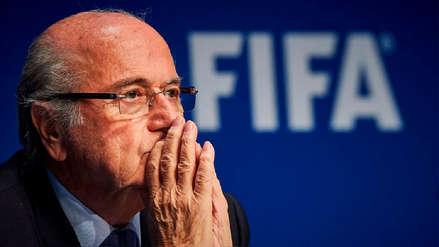 Joseph Blatter: