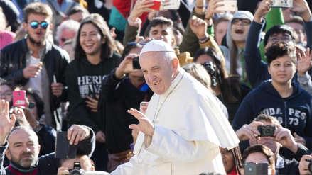 Papa Francisco saludó al Perú y al Señor de los Milagros durante su homilía en Vaticano