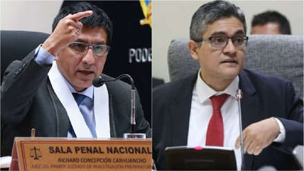 Concepción Carhuancho y José Domingo Pérez: Las sorpresas en la Encuesta del Poder 2018