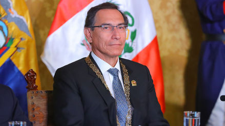 Martín Vizcarra es la persona más poderosa del Perú, según Encuesta del Poder