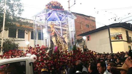 Virgen de la Puerta | Malestar por corte de electricidad en festividad