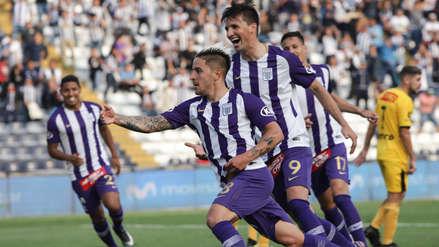Alianza Lima derrotó a Cantolao por la fecha 10 del Torneo Clausura