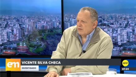 Vicente Silva Checa: