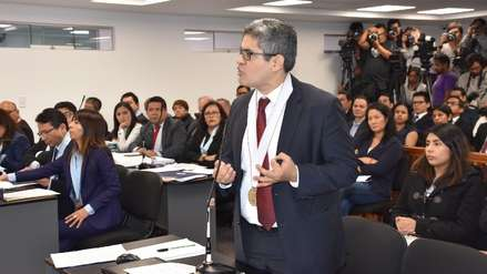 José Domingo Pérez: Jaime Yoshiyama se encargó de captar los activos ilícitos