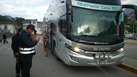 4 turistas resultaron heridos tras choque de vehículos en Urcos