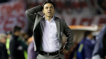 River Plate: Marcelo Gallardo fue sancionado y no podrá dirigir ante Gremio