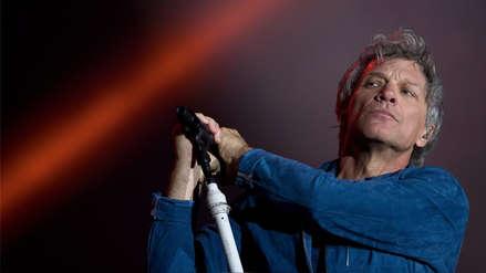 ¡Confirmado! Bon Jovi regresa a Lima para show en el Estadio Nacional
