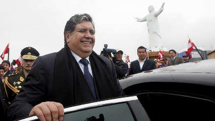 Fuerza Popular y el Apra votaron para excluir a Alan García del caso Metro de Lima