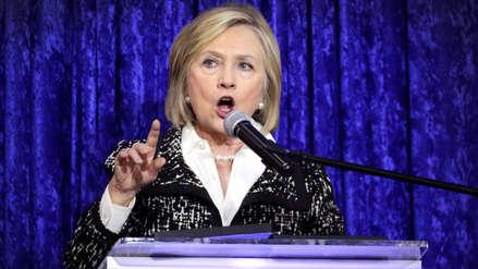 Hillary Clinton baraja una nueva candidatura: