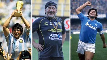 Diego Maradona cumple 58 años: revive sus mejores goles y jugadas