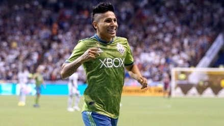 Raúl Ruidíaz fue incluido en el once ideal de la fecha 35 de la MLS