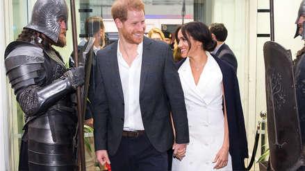 Meghan Markle y el príncipe Harry revelan cómo llaman a su bebe en camino
