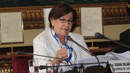 Susana Villarán: Los chats de 'La Botica' evidencian un