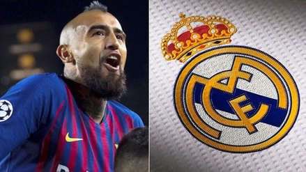 Arturo Vidal se burló del Real Madrid con polémico emoticón