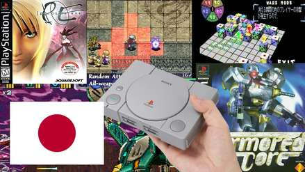 PlayStation Classic Mini tendrá una lista de juegos diferente en Asia