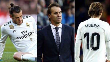 Real Madrid: los 8 responsables por la derrota ante Barcelona, según Marca