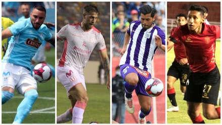 Así marcha la tabla de posiciones acumulada y del Torneo Clausura con Melgar como líder