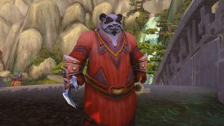 Un jugador de World of Warcraft llegó al nivel máximo recogiendo flores