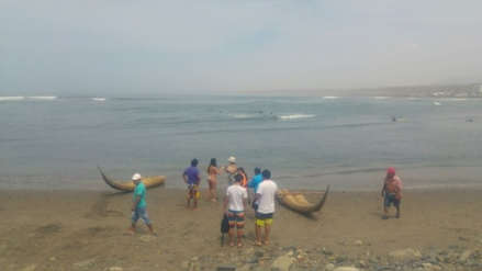 Tres playas no están aptas para bañistas en Trujillo