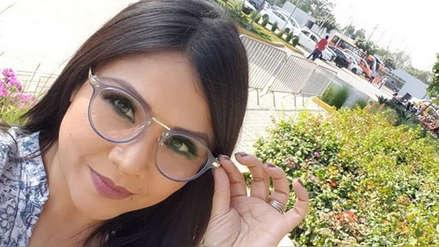 Tula Rodríguez publicó fotografía inédita de cuando era niña