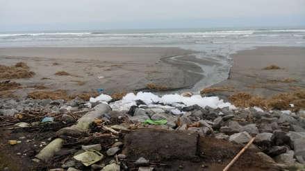 Playas trujillanas contaminadas por 11 vertederos de desagüe