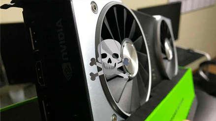 """Usuarios reportan que sus tarjetas de video Geforce RTX 2080 Ti """"están muriendo"""""""