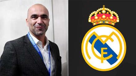 El requisito de Bélgica para que Real Madrid pueda fichar a Roberto Martínez
