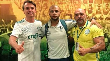 Hijo de Jair Bolsonaro se refirió despectivamente al estadio de Boca Juniors