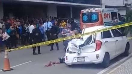 Un hombre murió al caer del piso 45 de un edificio en Panamá