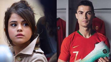 Selena Gomez en Instagram: Cristiano Ronaldo superó sus 144 millones de seguidores