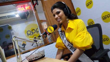 Trujillana electa Miss Perú 2019 afirma sentirse fortalecida tras críticas