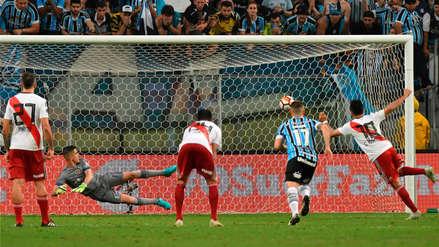 El polémico penal que metió a River Plate en la final de la Copa Libertadores