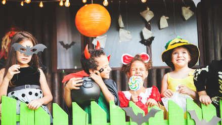 Cinco recomendaciones para evitar que los niños abusen de los dulces en Halloween