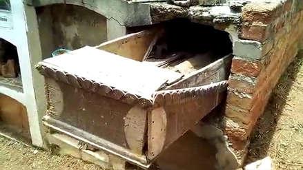 Junín | Profanan tumbas y se llevan cadáveres en cementerio de Tarma