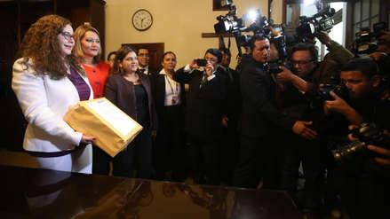 Pleno aprobó desclasificar el informe final de la Comisión Lava Jato