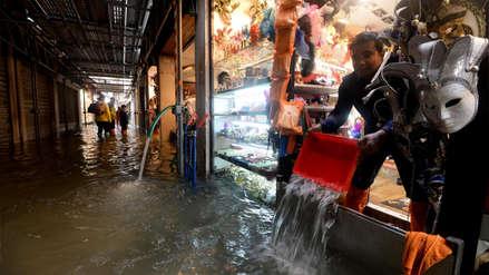 Fotos | Imágenes muestran el impacto de las lluvias en Italia que han dejado al menos nueve muertos