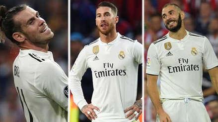 Real Madrid: los señalados de la crisis del equipo blanco